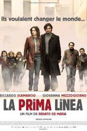 background picture for movie La Prima linea