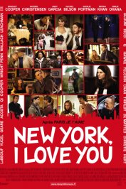 background picture for movie New York I love you