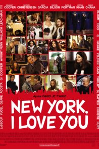 Affiche du film : New York I love you