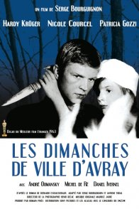 Affiche du film : Les Dimanches de Ville d'Avray