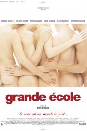 background picture for movie Grande école