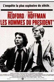 Affiche du film : Les hommes du president