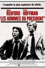 background picture for movie Les hommes du president