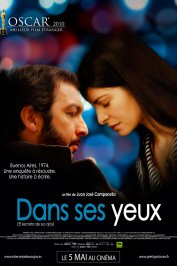 background picture for movie Dans ses yeux...