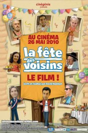background picture for movie La Fête des voisins : Le film !