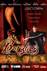 Affiche du film : Les Borgia