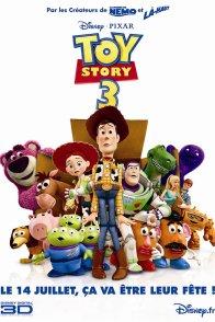 Affiche du film : Toy story 3