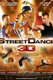 background picture for movie Streetdance 3D