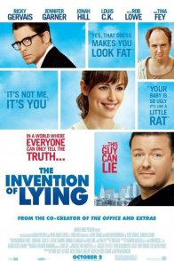 Affiche du film : The invention of lying