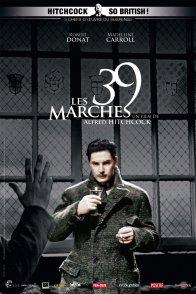 Affiche du film : Les 39 marches