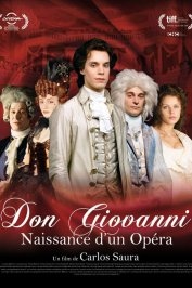 background picture for movie Don Giovanni, naissance d'un Opéra