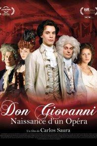 Affiche du film : Don Giovanni, naissance d'un Opéra