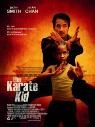 Affiche du film : The Karaté kid