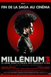 background picture for movie Millenium 3 - La Reine dans le palais des courants d'air
