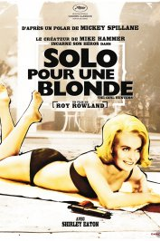background picture for movie Solo pour une blonde