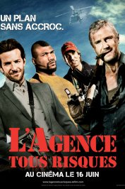 background picture for movie L'Agence tous risques