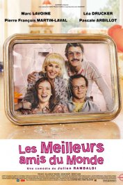 background picture for movie Les meilleurs amis du monde