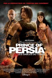 background picture for movie Prince of Persia : les sables du temps