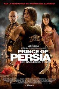 Affiche du film : Prince of Persia : les sables du temps