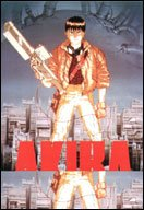 background picture for movie Akira, le film