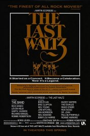 background picture for movie The Last waltz
