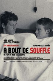 background picture for movie A bout de souffle