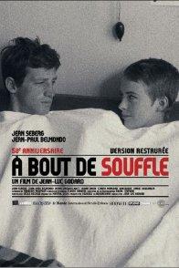 Affiche du film : A bout de souffle