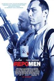 background picture for movie Repo men