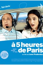 background picture for movie A 5 heures de Paris