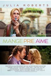 background picture for movie Mange, prie, aime