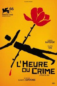 Affiche du film : L'heure du crime