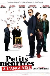 Affiche du film : Petits meurtres à l'anglaise
