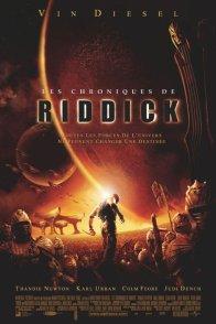Affiche du film : Les chroniques de Riddick