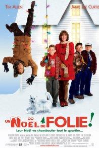Affiche du film : Un Noël de folie