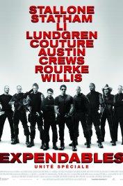 background picture for movie Expendables : unité spéciale