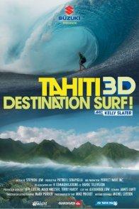 Affiche du film : Tahiti 3D destination surf