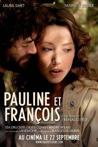 Affiche du film : Pauline et François