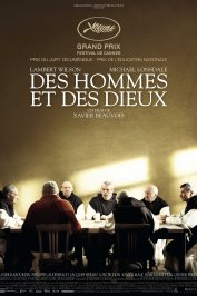 background picture for movie Des Hommes et des Dieux