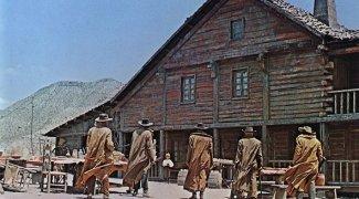 Affiche du film : Il etait une fois dans l'ouest