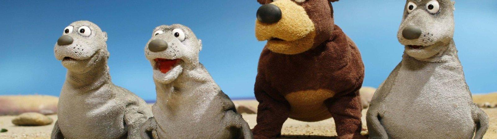 Photo du film : L'Ours et le magicien