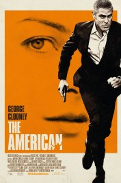background picture for movie The American