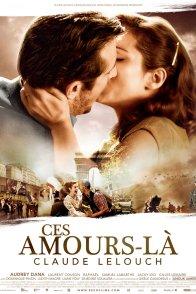 Affiche du film : Ces amours-là