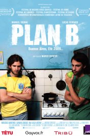 background picture for movie Plan B