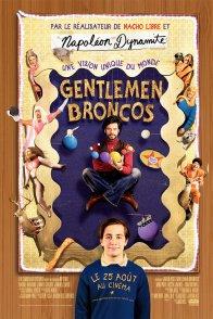 Affiche du film : Gentlemen Broncos