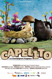 background picture for movie Capelito, le champignon magique