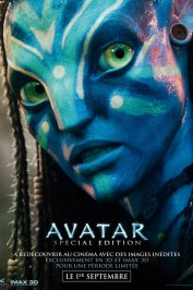 background picture for movie Avatar special edition