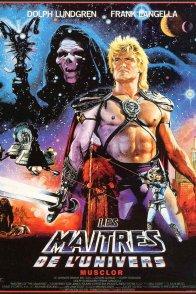 Affiche du film : Les Maitres de l'univers
