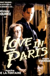 background picture for movie Love in paris