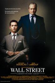 Affiche du film : Wall Street : L'argent ne dort jamais