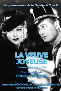 Affiche du film : La Veuve joyeuse